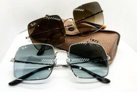 Ray Ban  Classic Square Frame Sunglasses